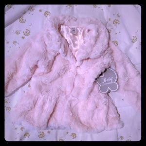 3/$10 NWT Soft pink jacket size 18 months